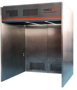 Metisafe Containment Booth